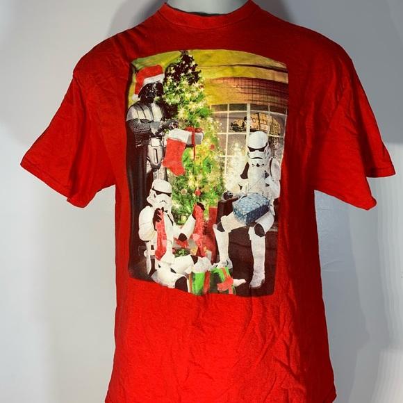 Star Wars Christmas Tee